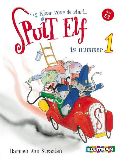 9789020682441 - Spuit Elf - Spuit Elf is nummer 1