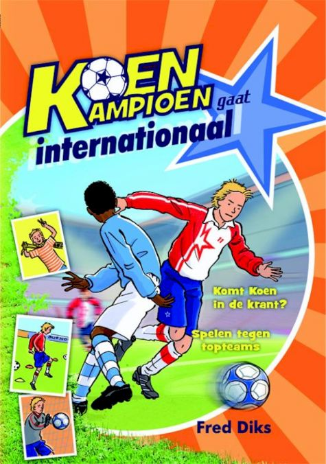 9789020669220 - Koen Kampioen - Koen Kampioen gaat internationaal