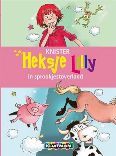 9789020683714 - Heksje Lilly - Heksje Lilly in sprookjestoverland