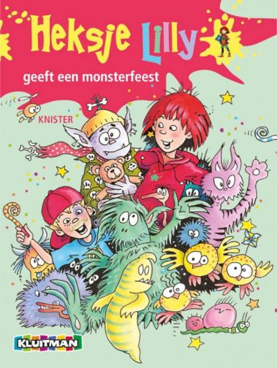 9789020683141 - Heksje Lilly - Heksje Lilly geeft een monsterfeest