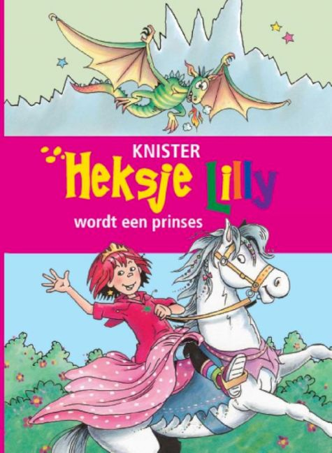 9789020683219 - Heksje Lilly - Heksje Lilly wordt een prinses
