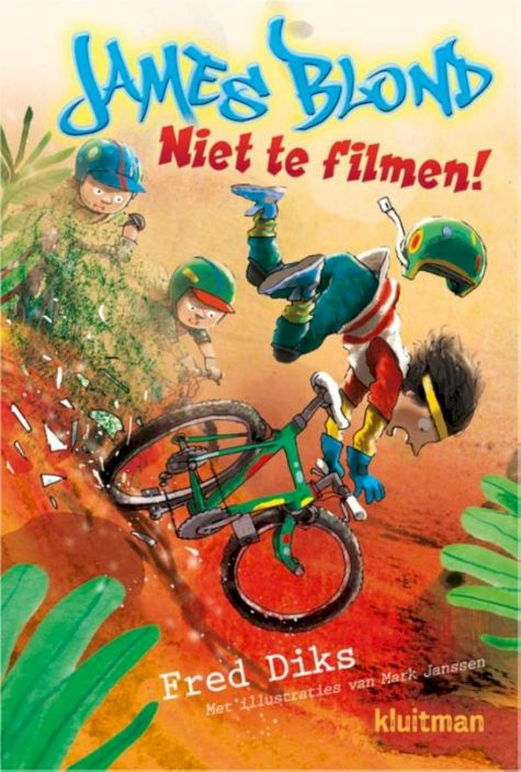 9789020673944 - James Blond - James blond. Niet te filmen