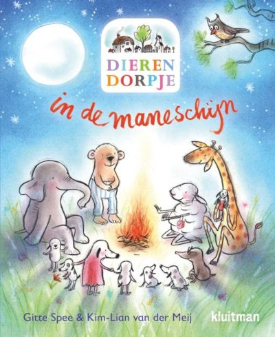 9789020682489 - Dierendorpje in de maneschijn