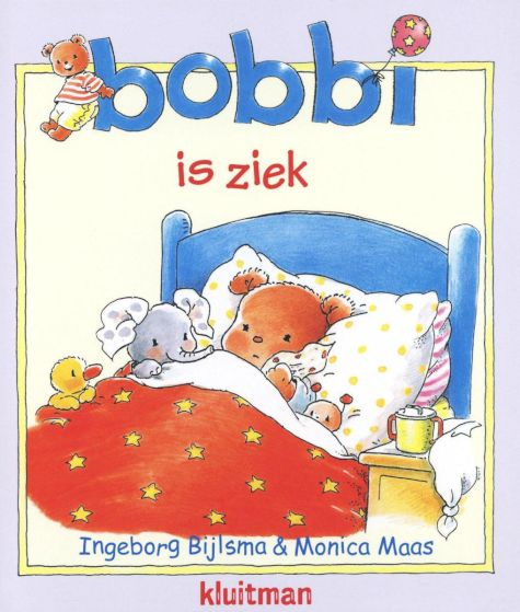 9789020684087 - Bobbi 8 - Bobbi is ziek