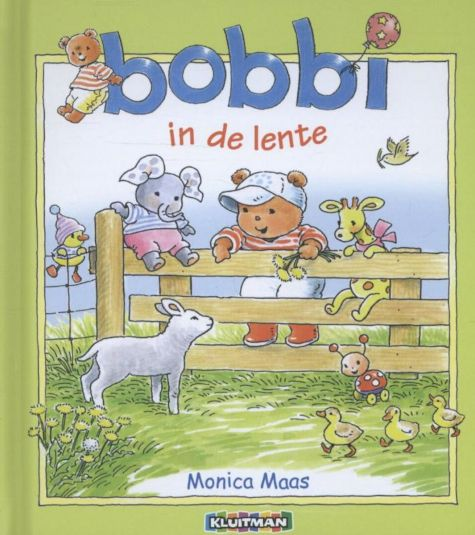 9789020684155 - Bobbi 15 - Bobbi in de lente