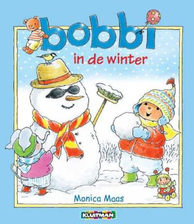9789020684186 - Bobbi 18 - Bobbi in de winter