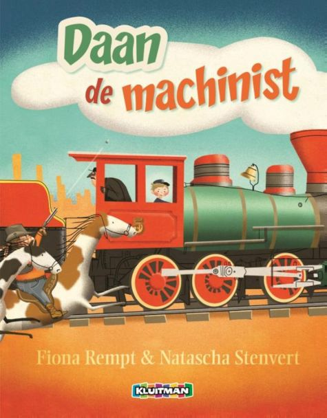 9789020682847 - Daan de machinist